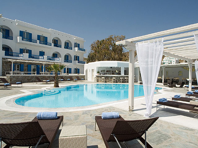 Argo Hotel - Swimming Pool