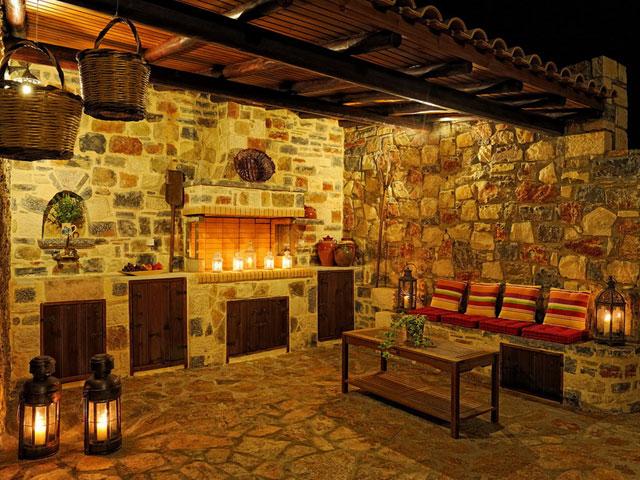Ierapetra Villas - Living Room