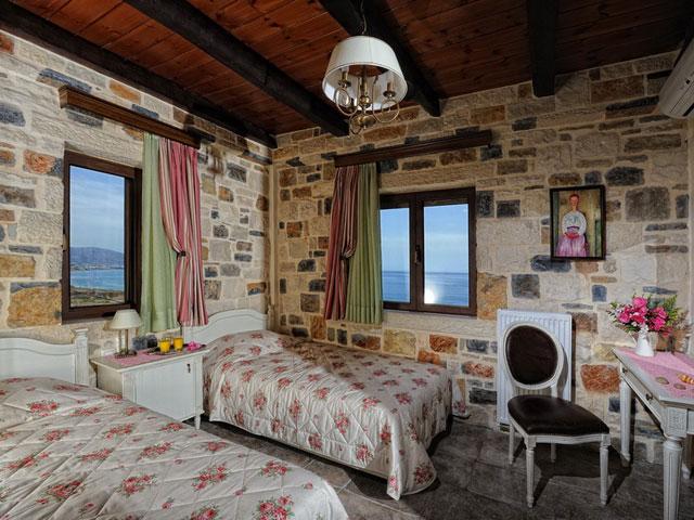 Ierapetra Villas - Bedroom