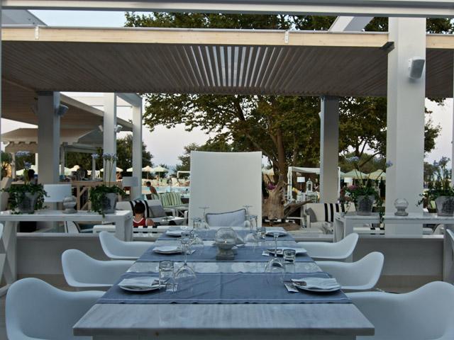 Litohoro Olympus Resort Villas & SpaRestaurant