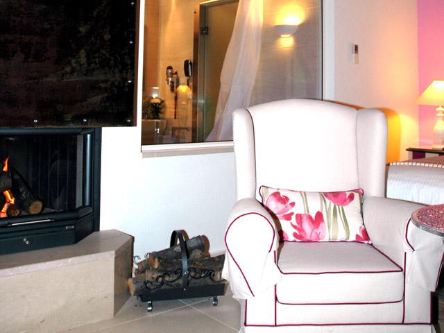 Litohoro Olympus Resort Villas & SpaLiving room