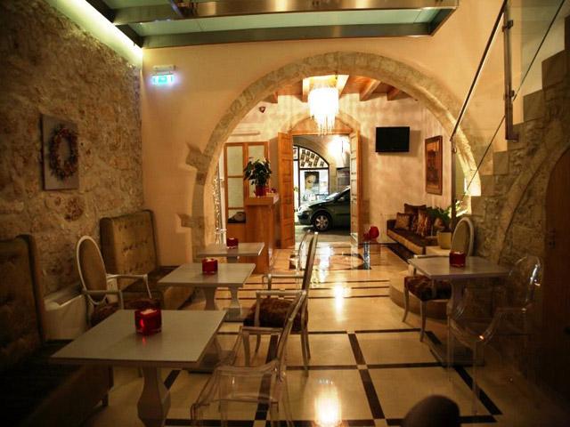 Bellagio Boutique and Hammam Hotel: Lounge Area