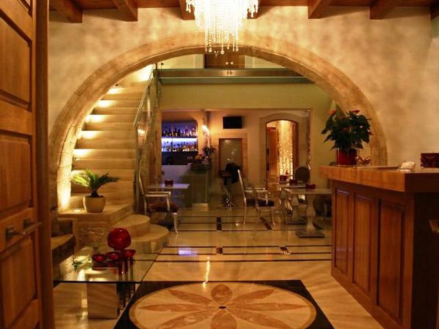 Bellagio Boutique and Hammam Hotel: Reception