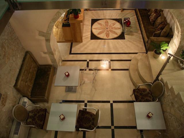 Bellagio Boutique and Hammam Hotel: Lounge