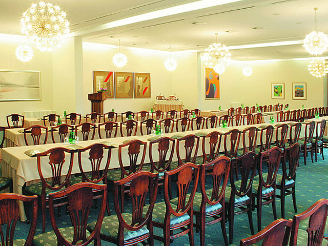 Sava Grand Hotel Toplice - Meeting Room