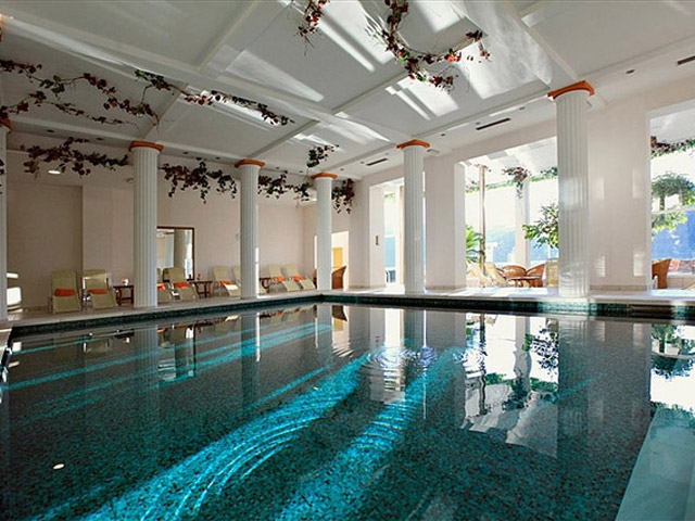 Sava Grand Hotel Toplice - Indoor pool