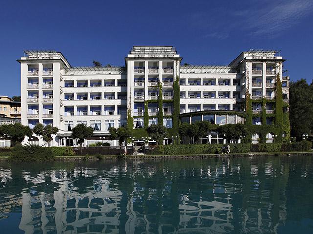 Sava Grand Hotel Toplice - General View