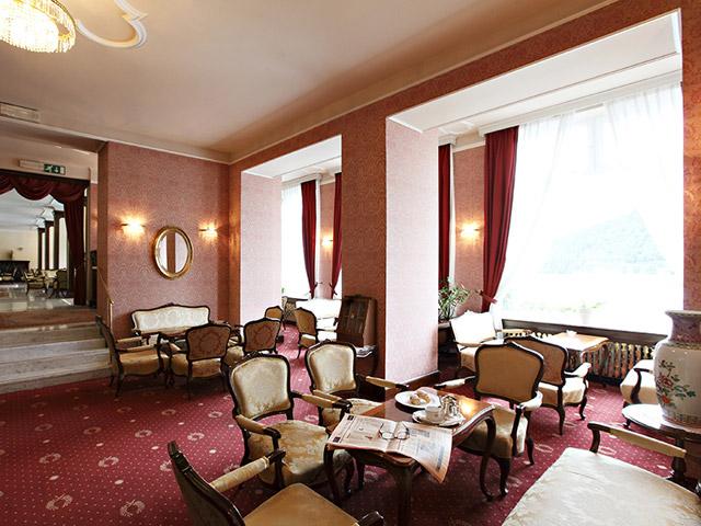 Sava Grand Hotel Toplice - Lounge