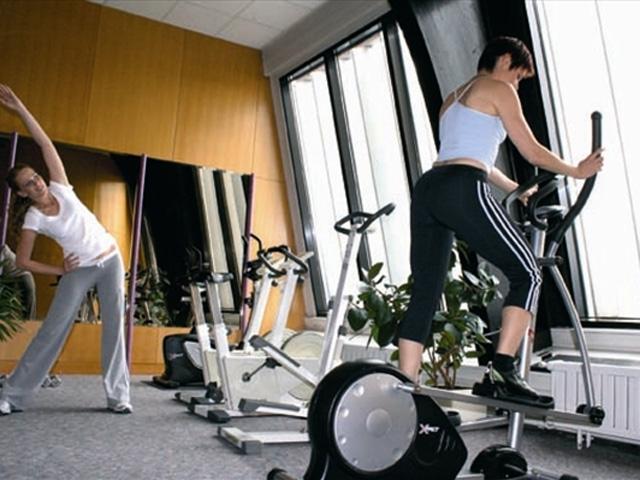 Sava Hotel Park - Fitness Room