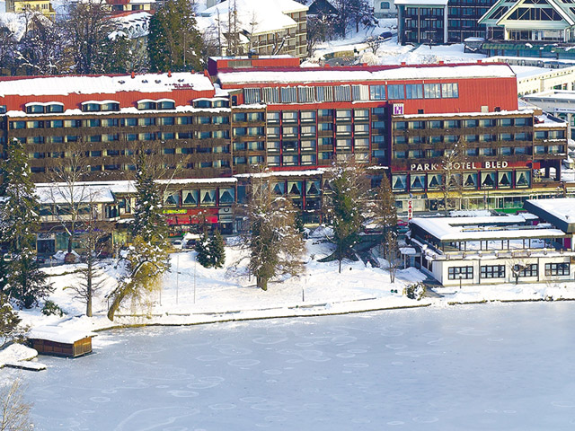 Sava Hotel Park - General View