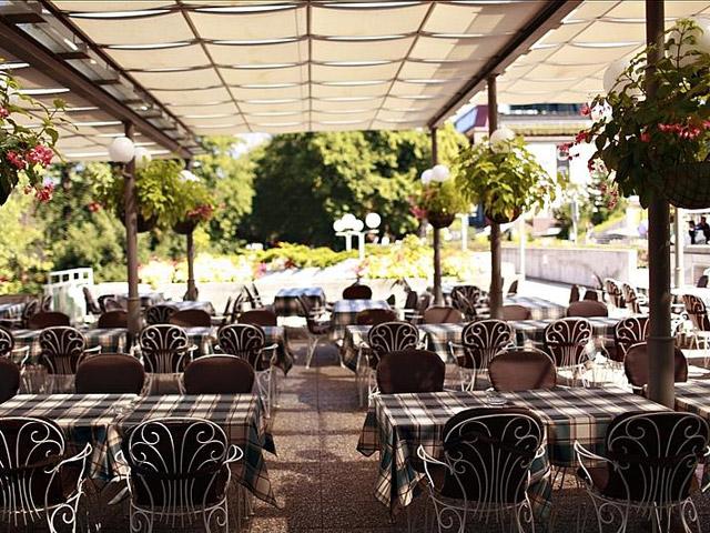 Sava Hotel Park - Restaurant