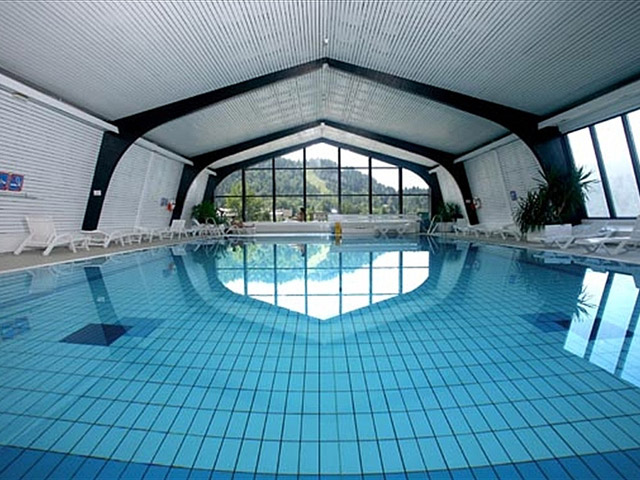 Sava Hotel Park - Indoor swimming pool