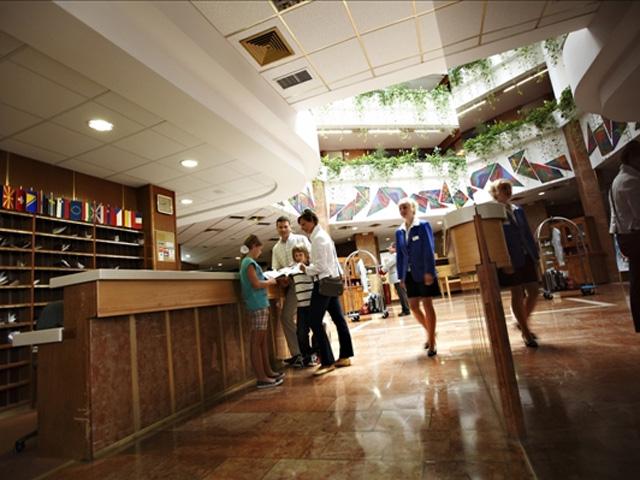 Sava Hotel Termal - Reception