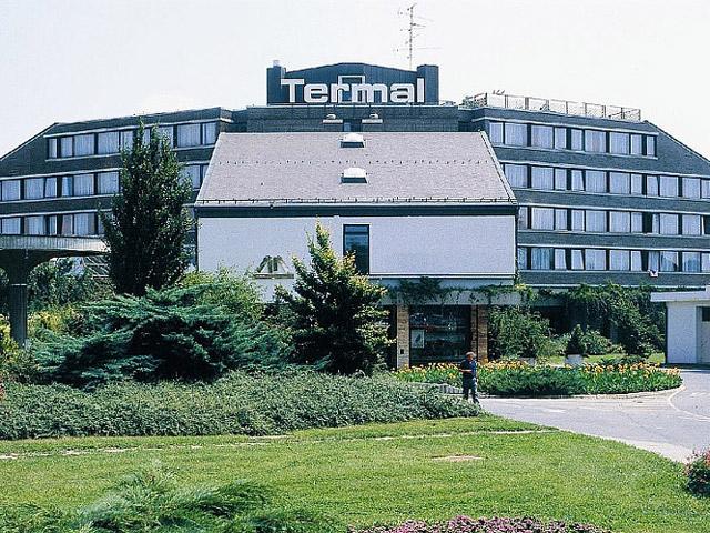 Sava Hotel Termal - Exterior View