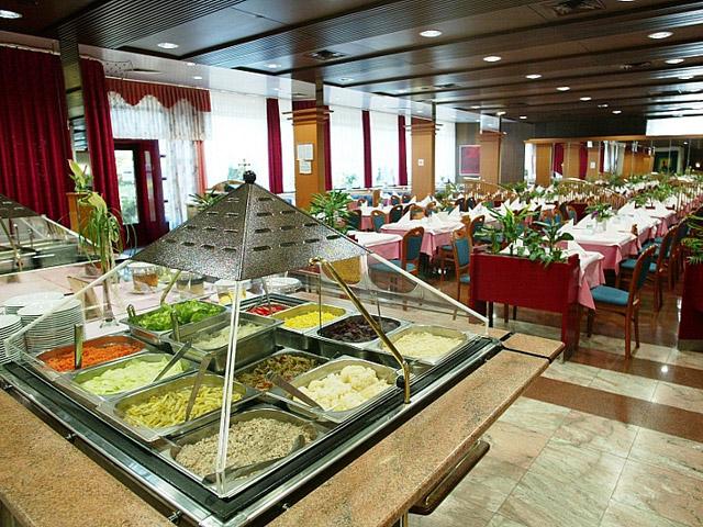 Sava Hotel Termal - Restaurant