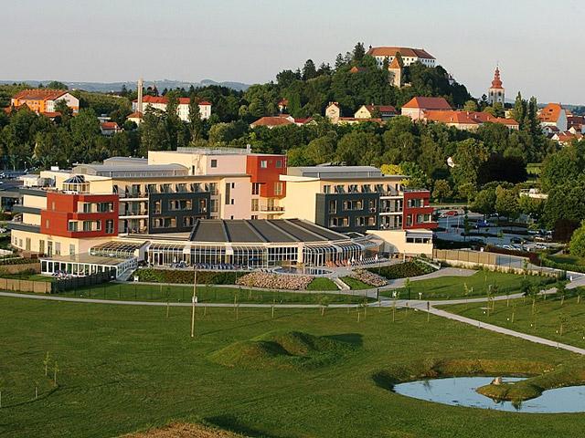 Sava Grand Hotel Primus - Exterior View