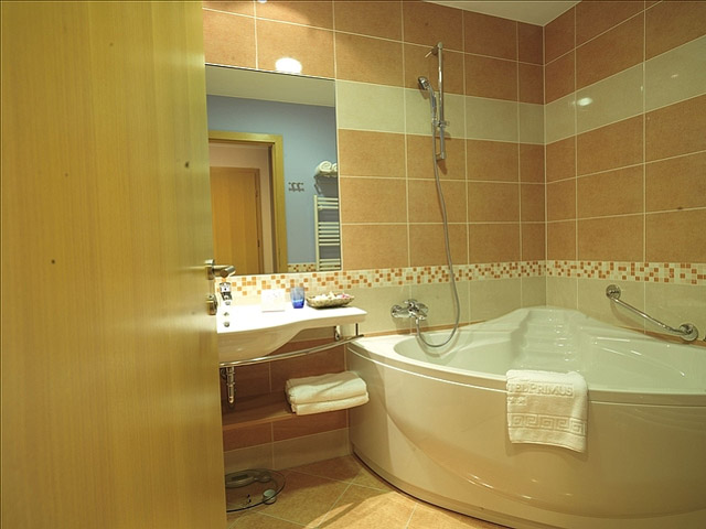 Sava Grand Hotel Primus - Bathroom