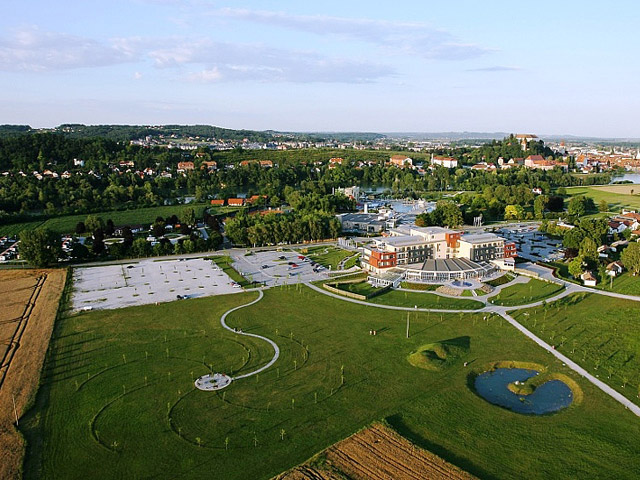 Sava Grand Hotel Primus - Aerial View