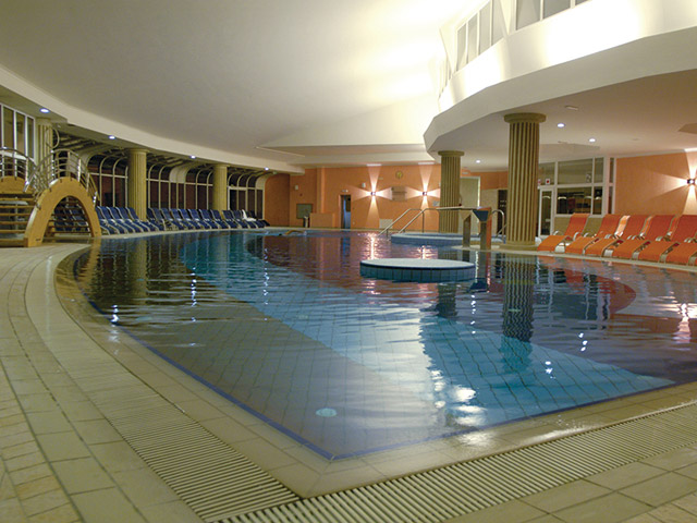 Sava Grand Hotel Primus - Indoor pool