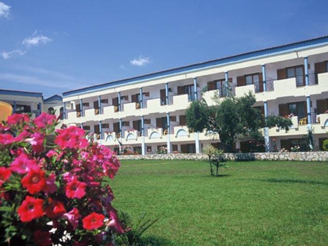 Tresor Sousouras Hotel (ex. Hanioti Palace ):