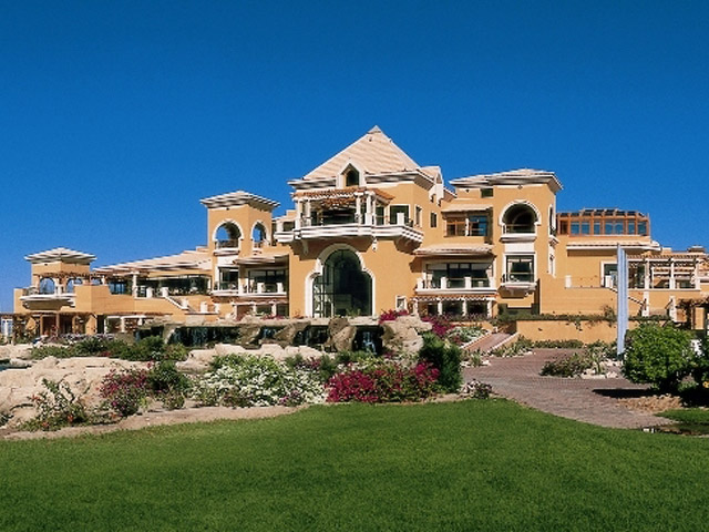 La Residence Des Cascades Resort - Exterior View