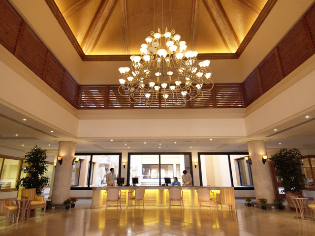 La Residence Des Cascades Resort - Thalasso reception