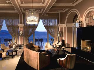 Hotel Loutraki Palace: Interior View