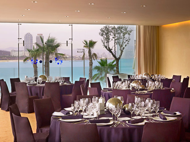 W Barcelona - Great room- Foyer - Banquet