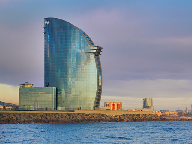 W Barcelona - Exterior View