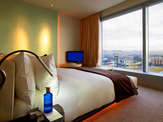 W Barcelona - Marvelus Suite- Bedroom