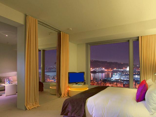 W Barcelona - Studio Suite-Bedroom
