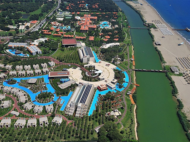 Gloria Serenity Resort - Aerial View Gloria Serenity Resort
