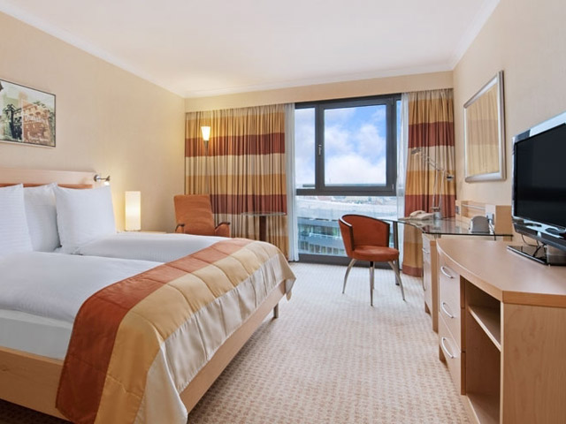 Hilton Vienna Hotel - Deluxe Room