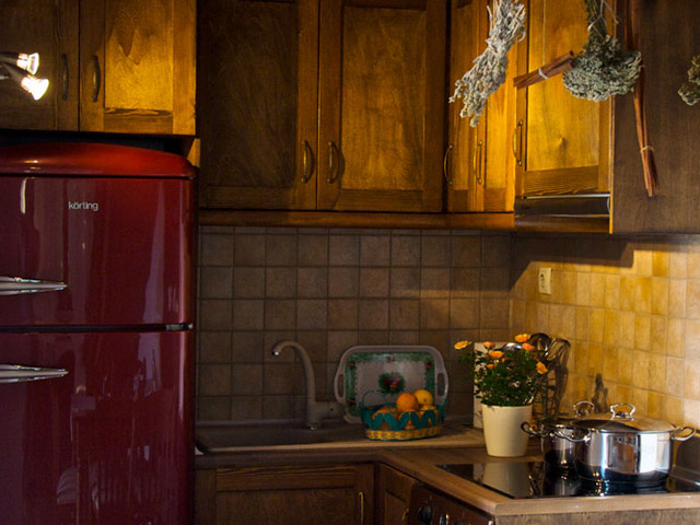 Elenis Stately Home - Kitchen