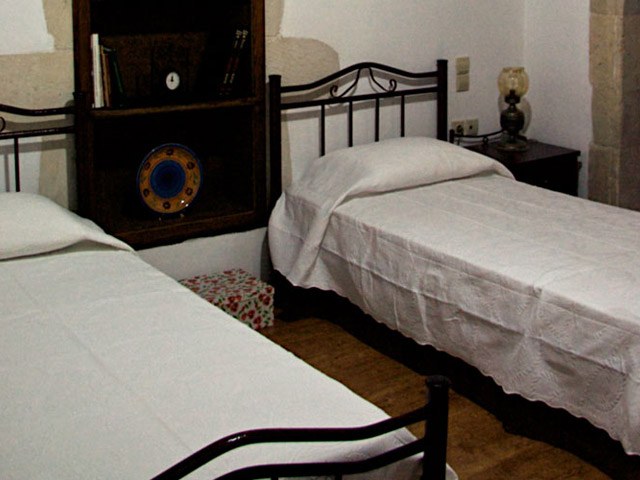 Elenis Stately Home - Bedroom