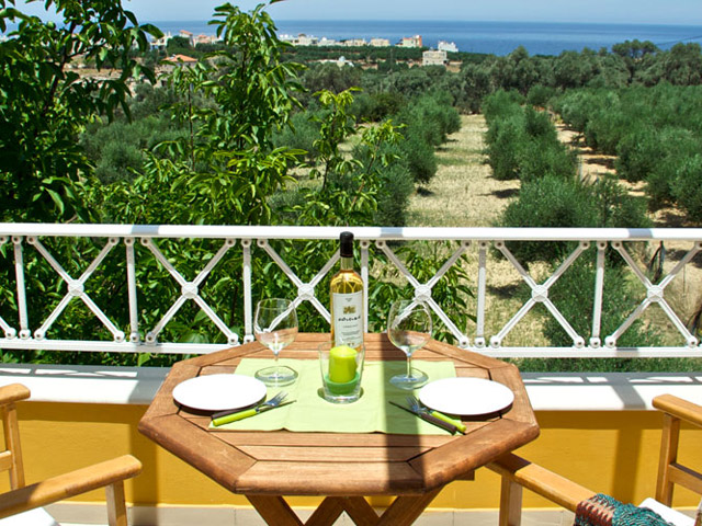 Villa Orange Tree - View