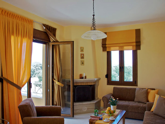 Villa Orange Tree - Living room