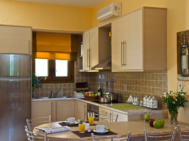 Villa Orange Tree - Kitchen