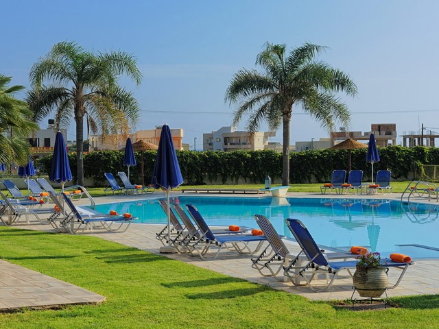 Socrates Hotel Apartments - Swimming Pool