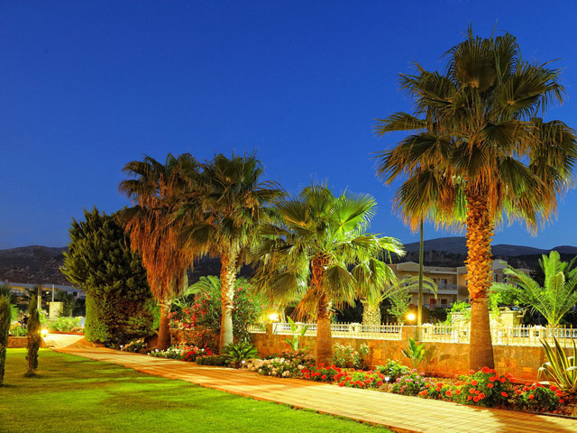 Socrates Hotel Apartments - Garden