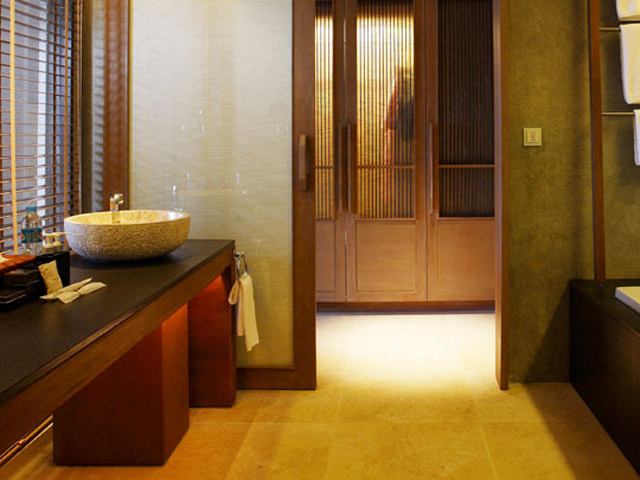 Sri Panwa Phuket - Pool Suite Bathroom