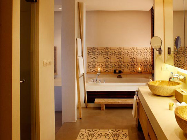 Sri Panwa Phuket - Family Suite Bathroom