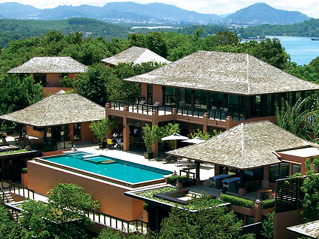 Sri Panwa Phuket - Exterior View