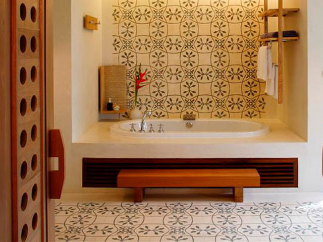 Sri Panwa Phuket - Private Residence Bathroom