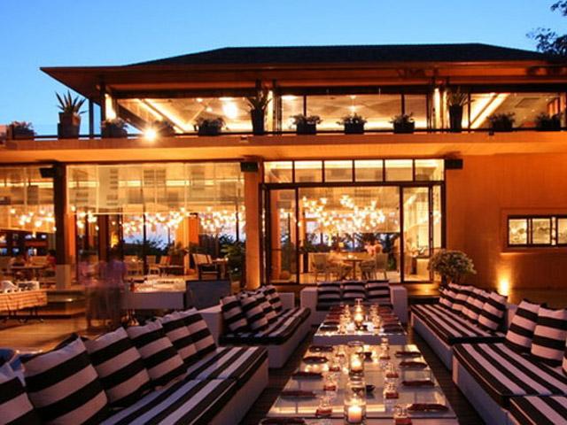 Sri Panwa Phuket - Baba Poolclub