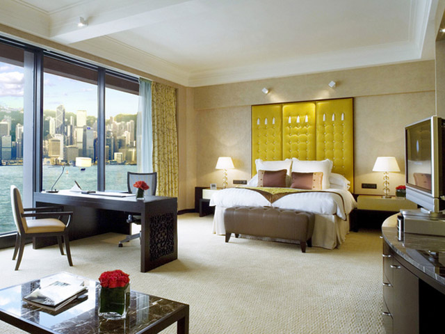 Intercontinental Hong Kong - Executive Suite