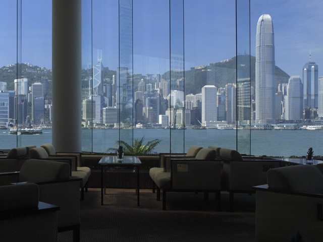 Intercontinental Hong Kong - Lobby-lounge
