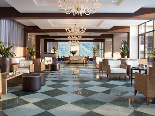 Atlantica Grand Mediterraneo Resort & SpaLounge Cafe