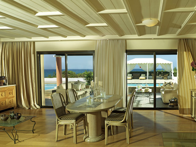 Aldemar Knossos Royal Villas: Phaidra Suite