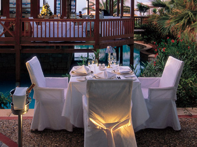 Aldemar Knossos Royal Villas: Gurmet Restaurant